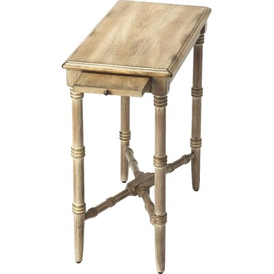 Bulwell End Table Finish: Oak Veneer/Driftwood Gray