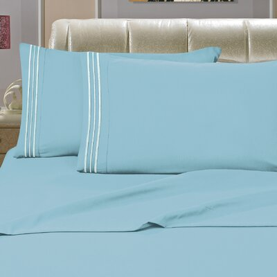 Beasley 1800 Thread Count Sheet Set