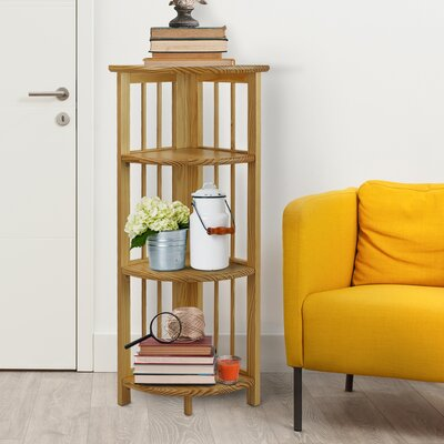 Taube 38 Corner Unit Bookcase