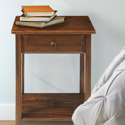Andress 1 Drawer Nightstand