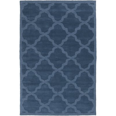 Blankenship Geometric Abbey Area Rug Rug Size: Rectangle 5 x 76