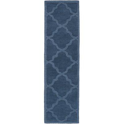 Blankenship Geometric Abbey Area Rug Rug Size: Runner 23 x 8
