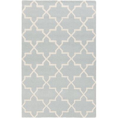 Blaisdell Blue Geometric Keely Area Rug Rug Size: Rectangle 5 x 8