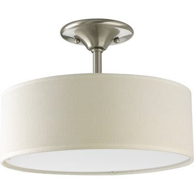 Greenwell 2-Light Pendant Finish: Brushed Nickel