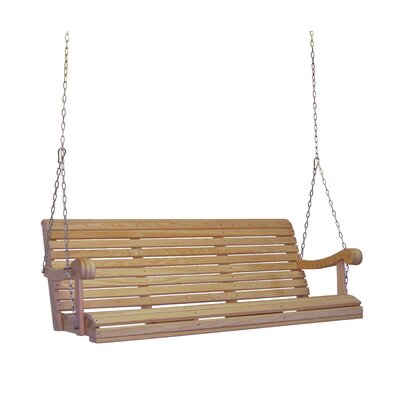 Bohannon Porch Swing Size: 60 W