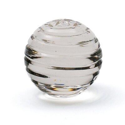 Planetary Clear Glass Ball Size: Medium