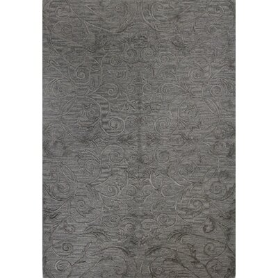Bosch Grey Area Rug Rug Size: Rectangle 5 x 76