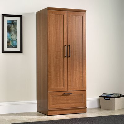 Amboyer Armoire Finish: Sienna Oak