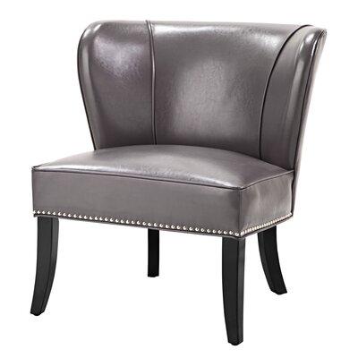 Boyers Slipper Chair Color: Grey