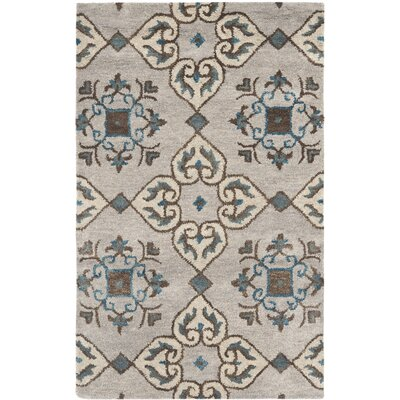 Colesberry Beige Area Rug Rug Size: Rectangle 26 x 4