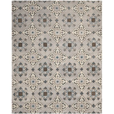Colesberry Beige Area Rug Rug Size: Rectangle 8 x 10