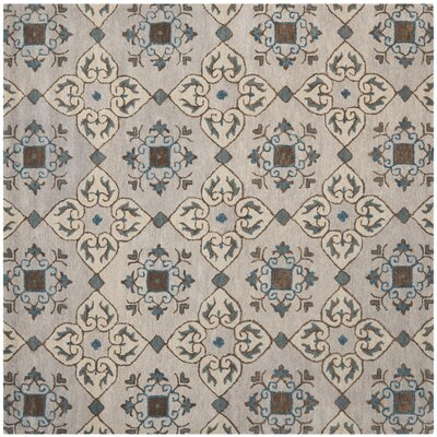 Colesberry Beige Area Rug Rug Size: Square 7