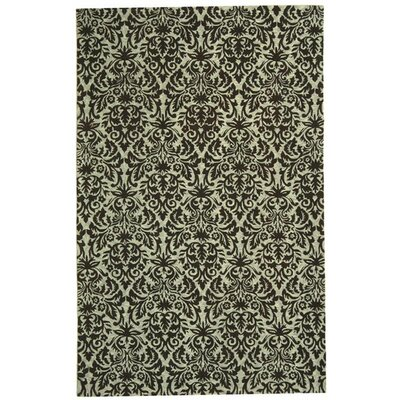 Helena Sage/Chocolate Area Rug