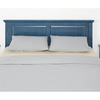 Legrand Panel Headboard Size: Twin, Color: Wedgewood Blue