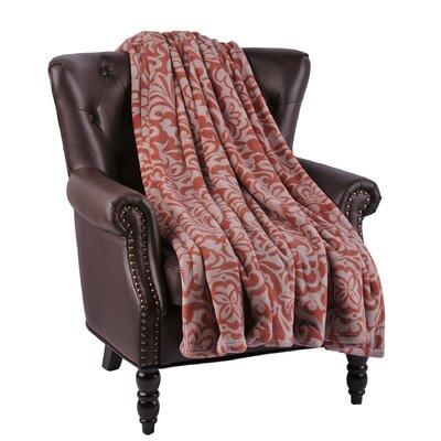 Boulder Brook Microfiber Flannel Blanket