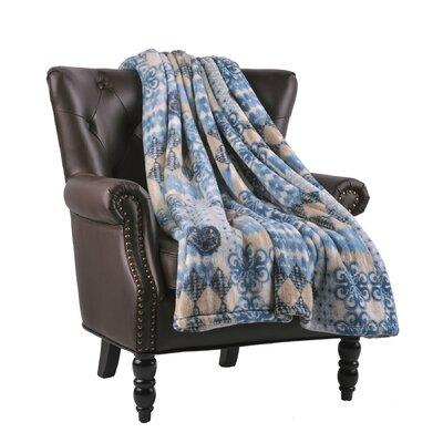Bourbonnais Microfiber Flannel Blanket