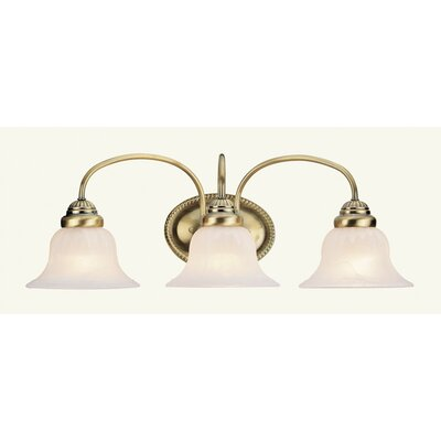 Nicolas 3-Light Vanity Light