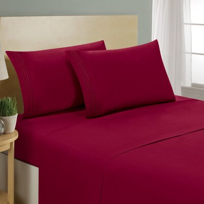 Brookes 1800 Series Platinum Sheet Set