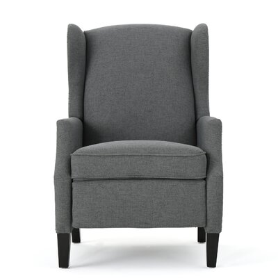 Recliner Upholstery: Charcoal