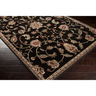 Gaskins Area Rug Rug Size: Rectangle 4 x 55