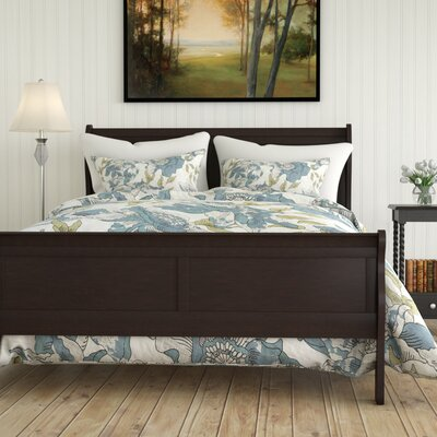 Blundell Sleigh Bed Size: King