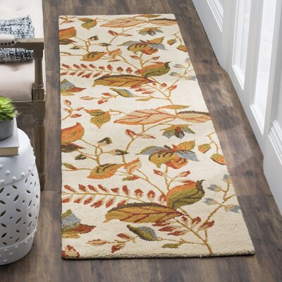 Bradwood Beige/Multi Area Rug Rug Size: Runner 23 x 8