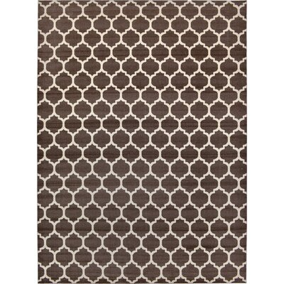 Moore Brown Area Rug Rug Size: 13 x 18