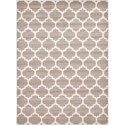 Moore Tan Area Rug Rug Size: Rectangle 8 x 11
