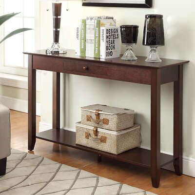 Greenspan Console Table Finish: Espresso