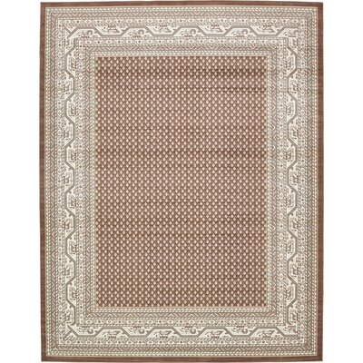 Michael Brown Area Rug Rug Size: 7 x 10