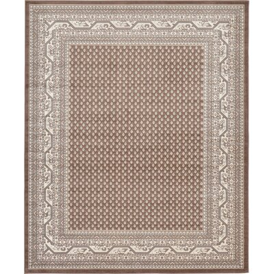 Michael Brown Area Rug Rug Size: 9 x 12