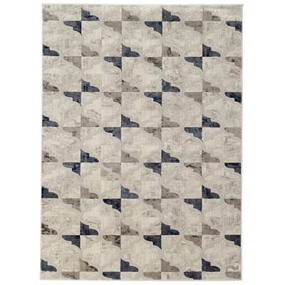 Norwich Bone Area Rug Rug Size: Rectangle 33 x 411