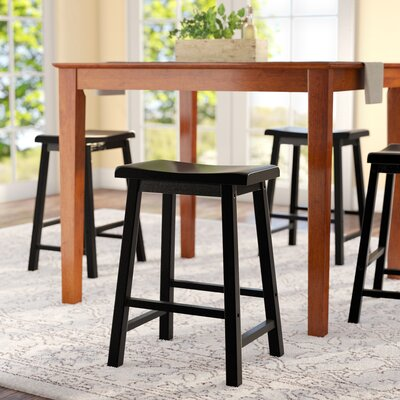 Whitworth 24 Bar Stool Finish: Black