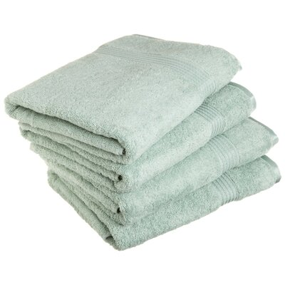 Patric Bath Towel Set Color: Sage