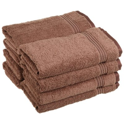 Patric Hand Towel Color: Mocha