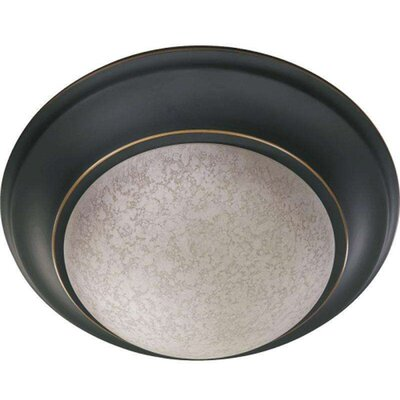 Hardenburgh 1-Light Fixture Flush Mount