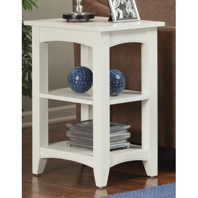 Shaker Cottage Birch Creek End Table Color: Sand