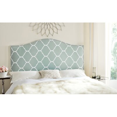 Rumford Upholstered Panel Headboard Size: Full, Upholstery: Bluestone