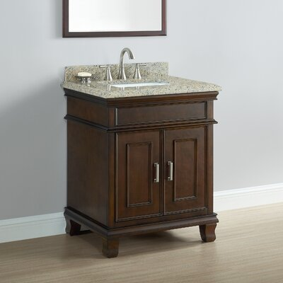 Steubenville 28 Single Bathroom Vanity Set