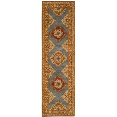 Cranmore Hand-Tufted  Area Rug Rug Size: Runner 23 x 8