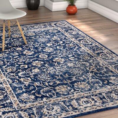 Abramowitz Blue Area Rug Rug Size: 311 x 57