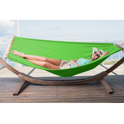 Rawson Heavy Duty Tree Hammock Color: Green, Size: Large