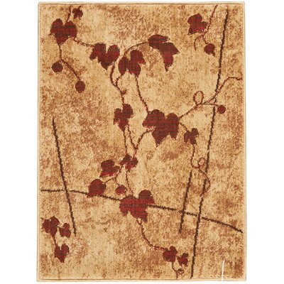 Cahill Latte Area Rug Rug Size: Rectangle 53 x 75