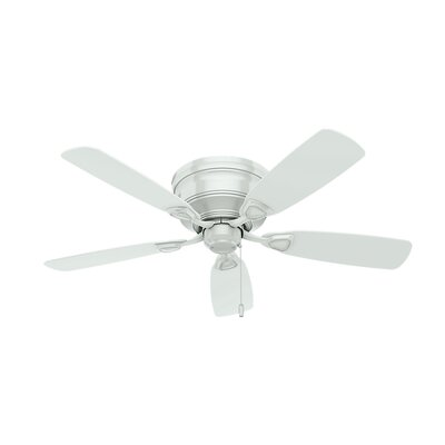 48 Low Profile 5-Blade Ceiling Fan