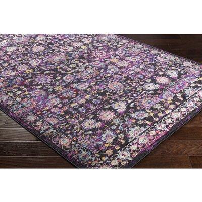 Walferdange Violet Area Rug Rug Size: 311 x 57
