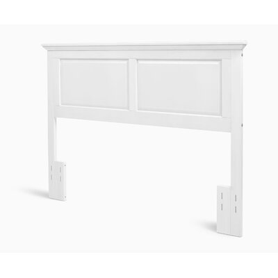 Legrand Panel Headboard Size: Twin, Color: Bright White