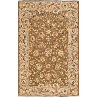 Helena Floral Rug Rug Size: Rectangle 5'3