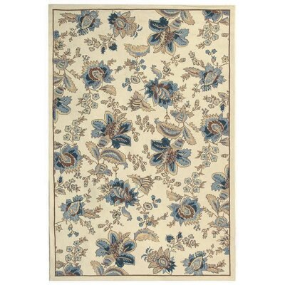 Helena Floral Area Rug I Rug Size: Rectangle 6 x 9
