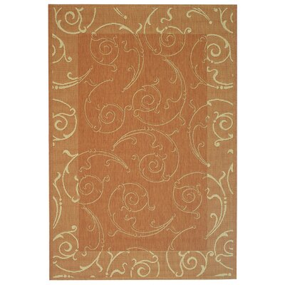 Alberty Indoor / Outdoor Rug Rug Size: Rectangle 2 x 37