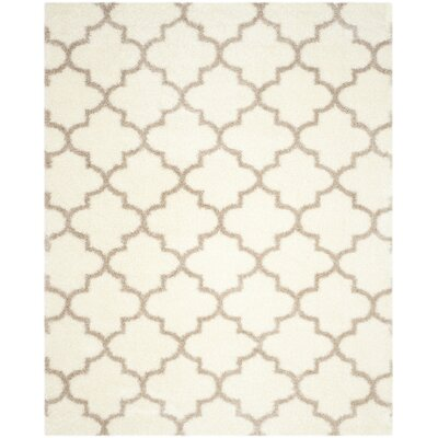 Bingham Beige Indoor Area Rug Rug Size: Rectangle 8 x 10